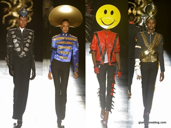 #LFW: Philip Treacy Spring 2013