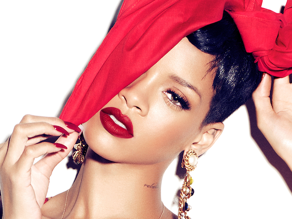 GLAM SCOOP: Rihanna's MAC Viva Glam Ad, DeBlasios Wear Nanette Lepore and 75% off Forever 21