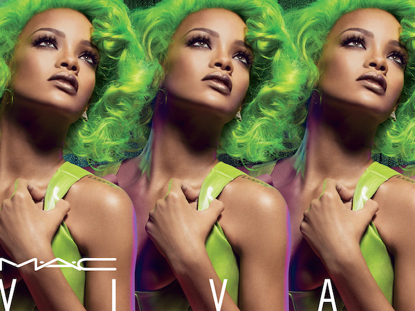 BEAUTY NEWS: MAC Launches New VIVA GLAM Campaign With Rihanna