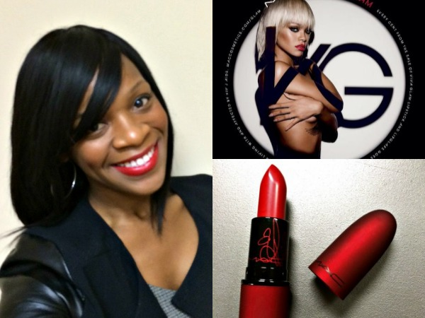 Beauty Review: Rihanna's MAC Viva Glam Lipstick + Swatches!
