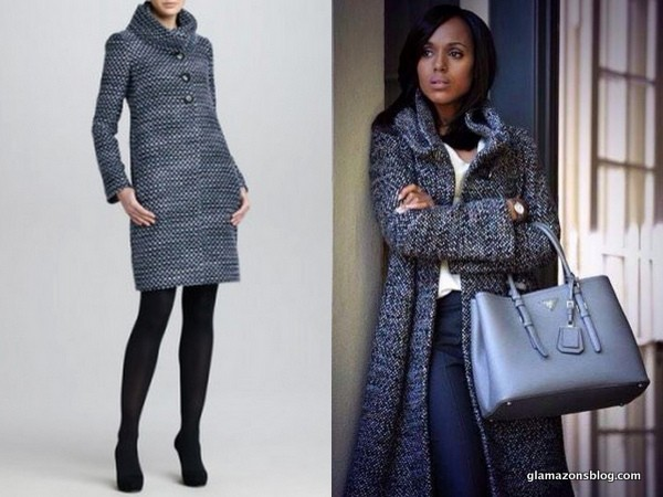 Scandal Fashion Recap: Olivia Pope's Armani Coat, Abby Whelan's L.K. Bennett Dress