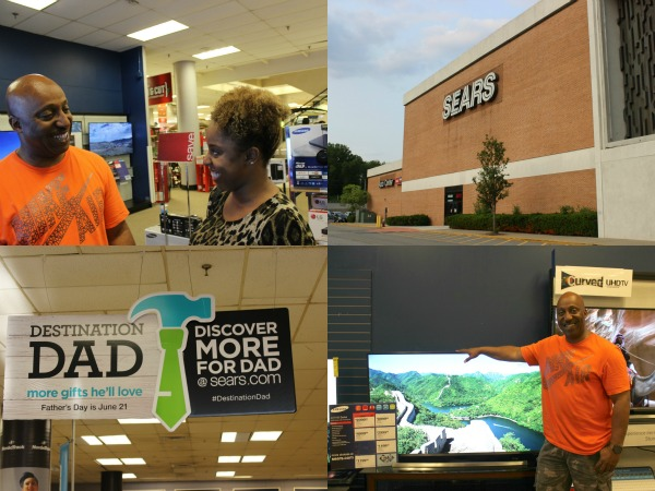 Surprising My Dad with a $2,500 @Sears Shopping Spree! #DestinationDad #Ad
