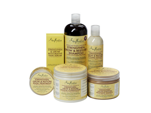 I Need This To Live: SheaMoisture Jamaican Black Castor Oil Hair Collection