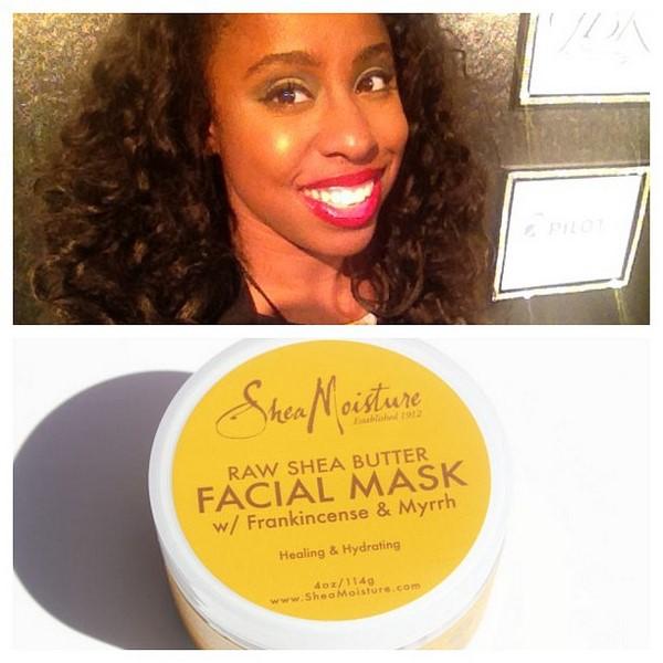 Softening facial hair