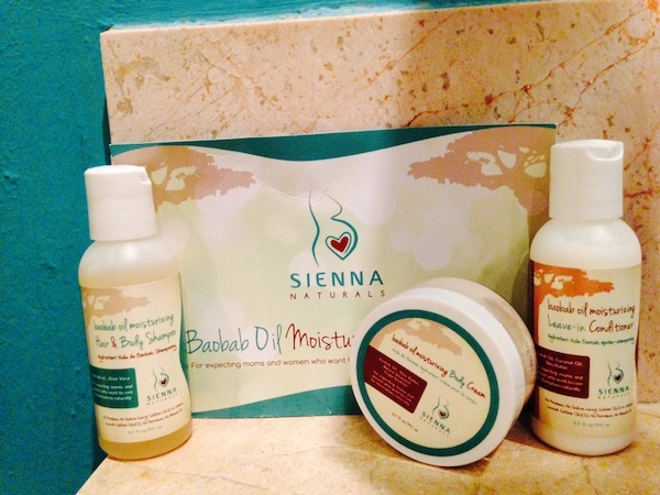 WIN IT! 1 of 5 Sets of My Fave Travel Companion: Sienna Naturals