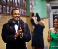 Satin (Mike Epps) in TriStar Pictures' SPARKLE.