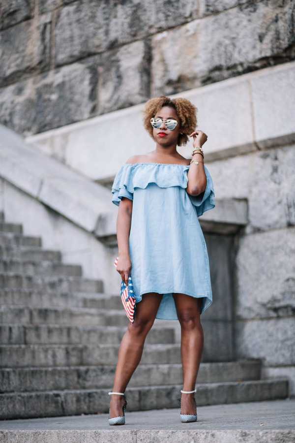 street-style-4th-of-july-zara-off-shoulder-dress-jessica-c-andrews-glamazons-blog-2