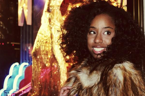 street-style-altuzarra-for-target-leopard-dress-asos-faux-fur-coat-just-fab-cosima-barneys-holiday-window-glamazons-blog-love