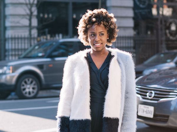 What I Wore: A No-Fail Winter Outfit When You've Run Out Of Ideas #OOTD