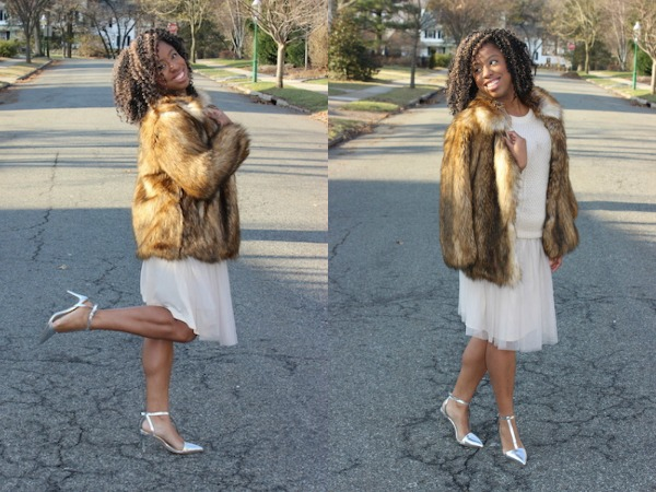 What I Wore: To Fur, With Love