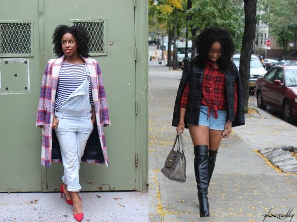 street-style-cape-plaid-coat-oversize-coat-jessica-c-andrews-glamazons-blog