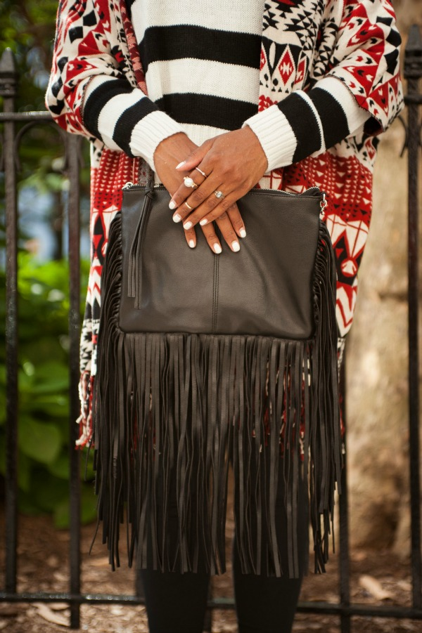 street-style-fall-layers-hm-poncho-striped-sweater-forever-21-fringe-bag-white-nail-polish-boots-clear-wedges-jessica-c-andrews-post