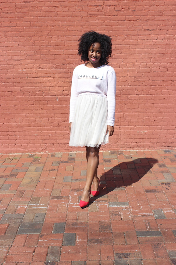 street-style-hm-fabuleuse-crop-top-target-pink-tutu-just-fab-grazia-red-pumps-jessica-c-andrews-glamazons-blog-2
