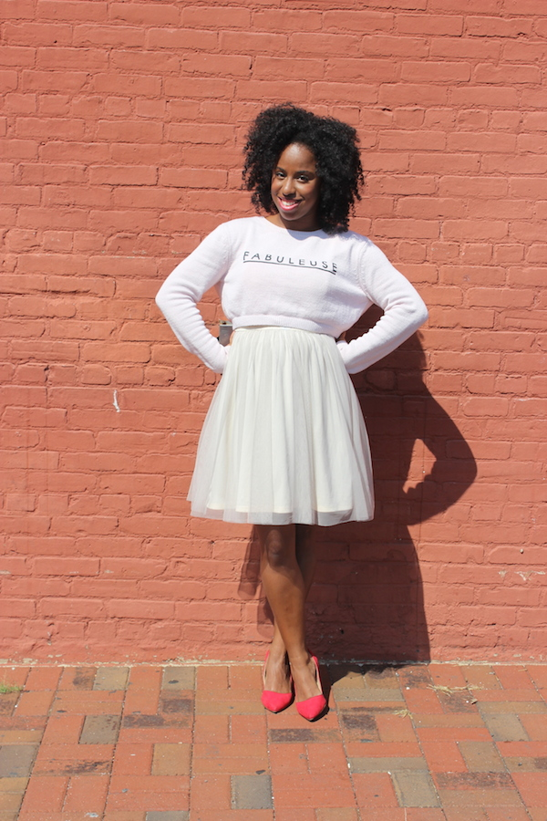 street-style-hm-fabuleuse-crop-top-target-pink-tutu-just-fab-grazia-red-pumps-jessica-c-andrews-glamazons-blog-4