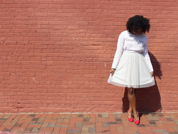 What I Wore: Clicking My Heels
