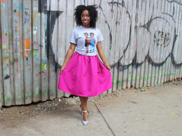 What I Wore #NYFWCrawl Edition: Essence Street Style Block Party