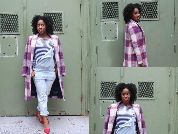 What I Wore: '90s Girl in Sears Overalls #SearsStyleFind