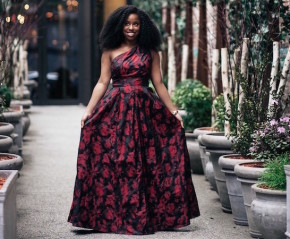 The Birthday Gown of My Dreams (Plus Rent The Runway Hacks) #OOTD