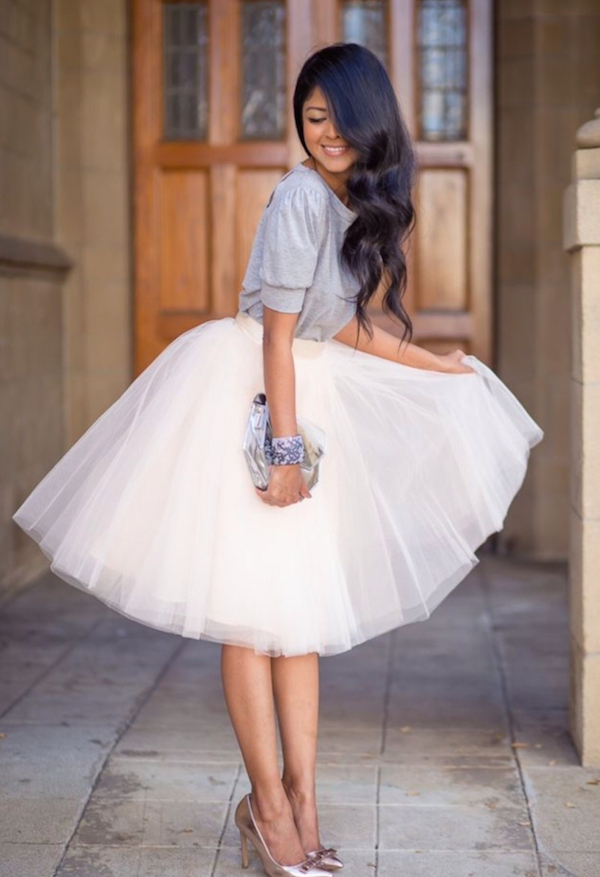 Lastest 20 Style Tips On How To Wear A Pleated Skirt Outfit Ideas  Gurlcom