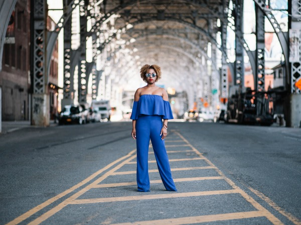 The One Jumpsuit Every Stylish Woman Should Own #OOTD