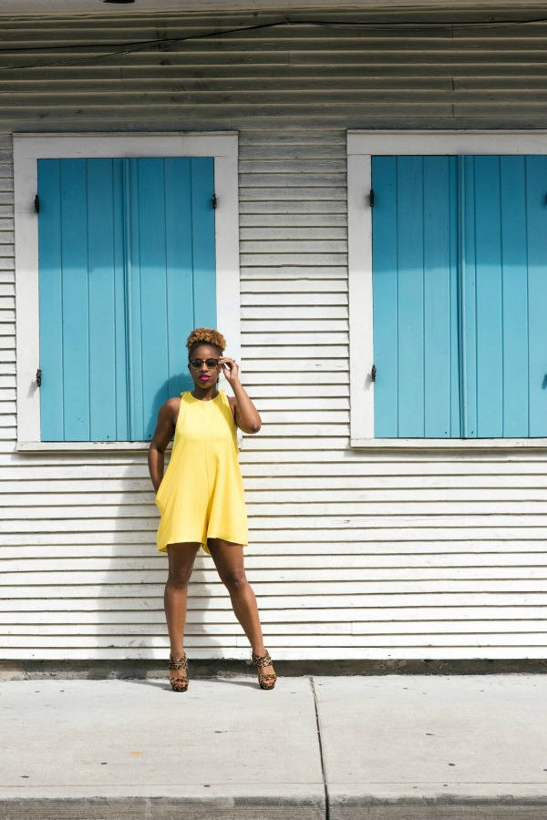 street-style-zara-romper-christian-louboutin-leopard-pumps-ray-ban-mirror-lens-sunglasses-new-orleans-jessica-c-andrews-glamazons-blog-5