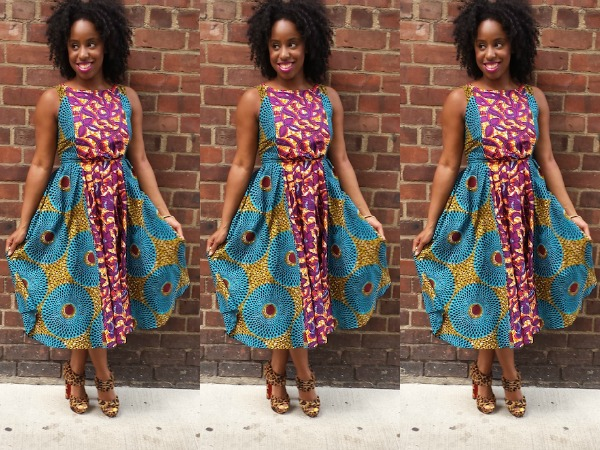 How to Incorporate Ankara Print Into Your Wardrobe #AskTheGlamazons