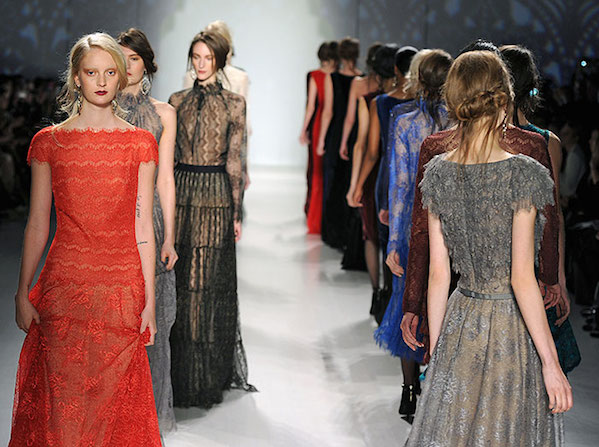 Tadashi Shoji Fall 2014 New York Fashion Week