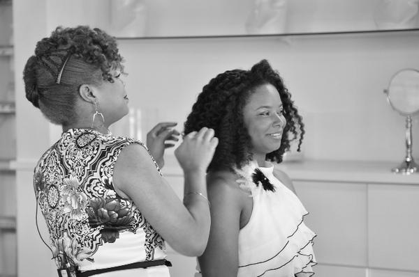 Tamika Fletcher Hair Natural Resources Salon Houston Tx