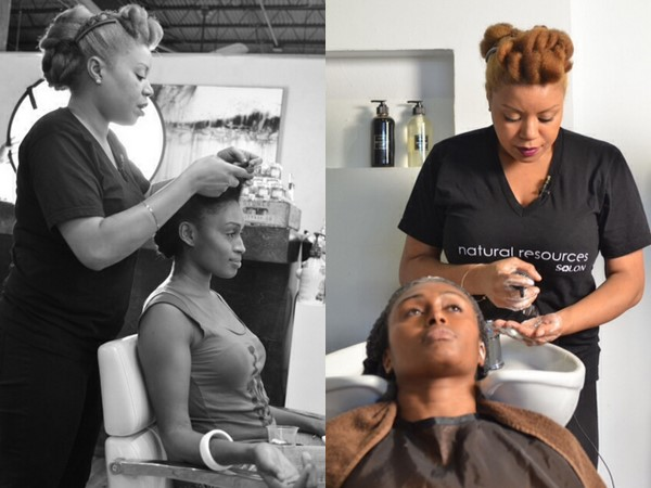Eco Expert Tamika Fletcher on The Best Product Ingredients for Natural Hair and How To Prevent Hair Loss