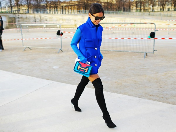 The Coolest Way To Style Your Boots This Season