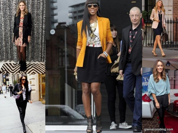 Glamazon Guide: 9 Looks for Transitioning From Summer to Fall