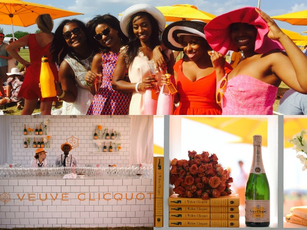 A Day in The Life: The #VCPoloClassic Rosé Garden @VeuveClicquot #ClicquotStyle