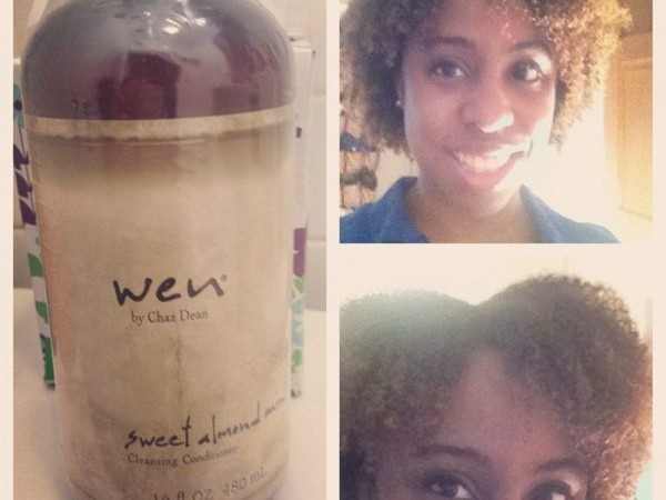 My New Obsession: Wen by Chaz Dean Sweet Almond Mint Cleansing Conditioner
