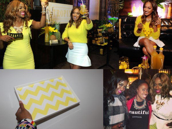 How Lala and Daisy Lewellyn Convinced Me To Try DIY at the X-Rated Tropix Party